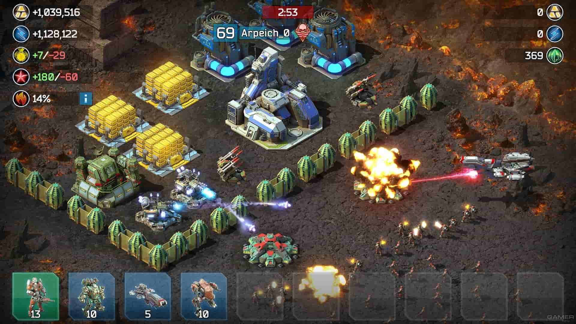 браузерная игра battle for the galaxy
