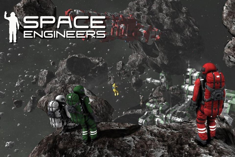 space engineers игра
