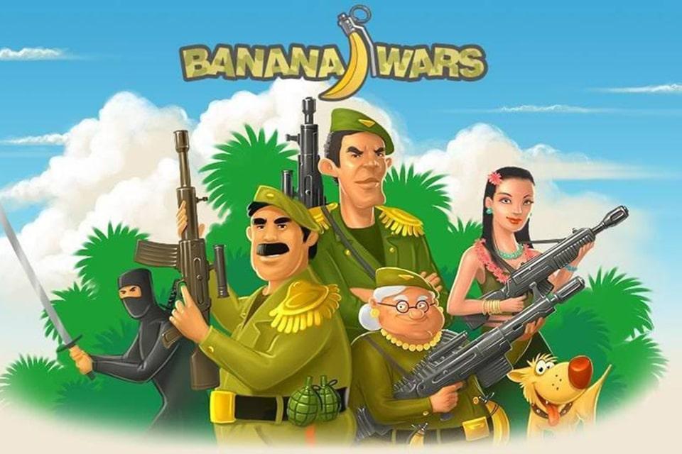 banana wars игра