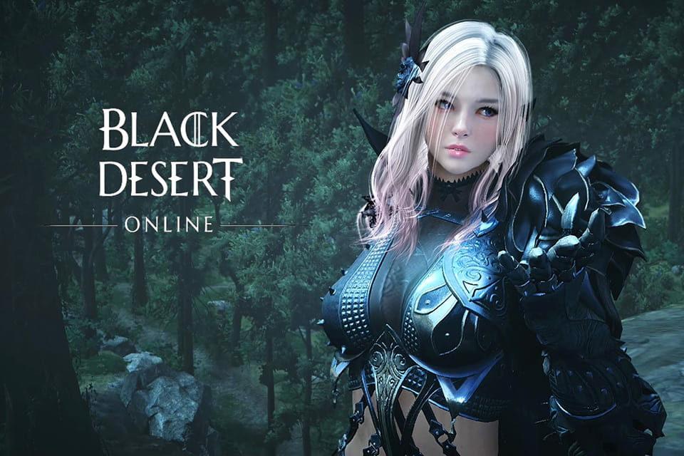 Black Desert Online Remastered Игра
